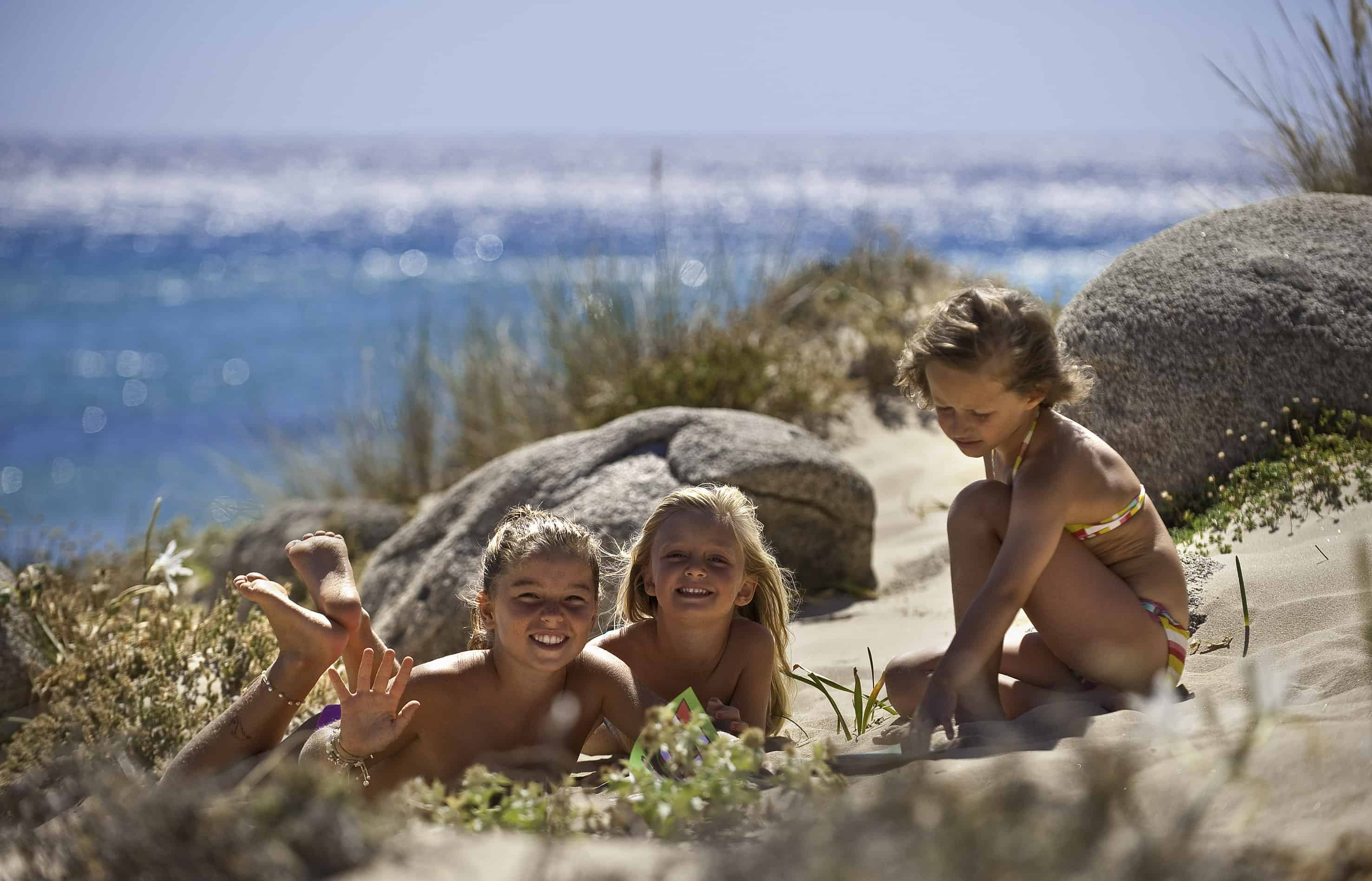Best European Beach Resorts For Toddlers