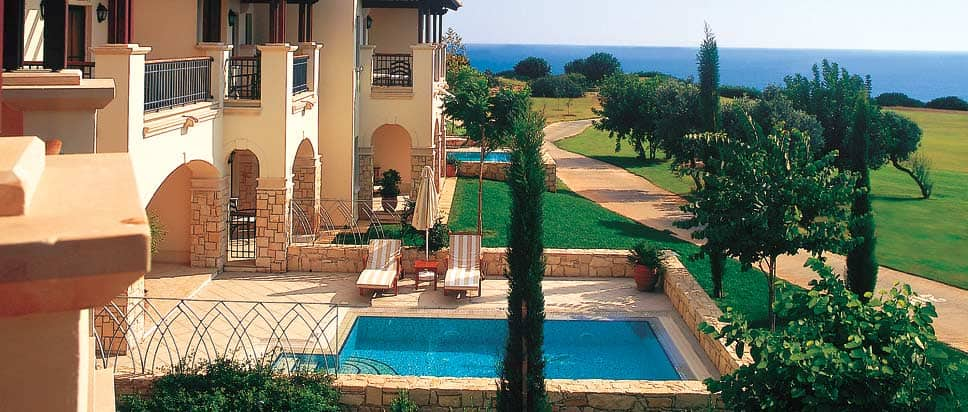 Aphrodite Hills Hotel Cyprus