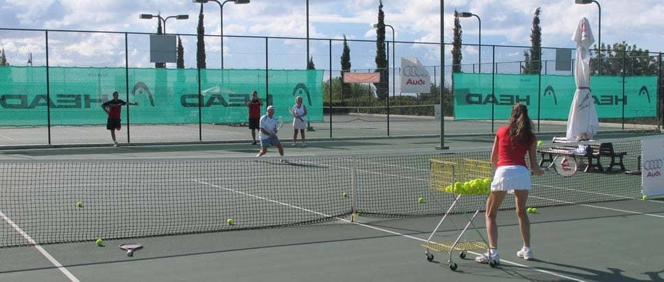 Aphrodite Hills Hotel Tennis
